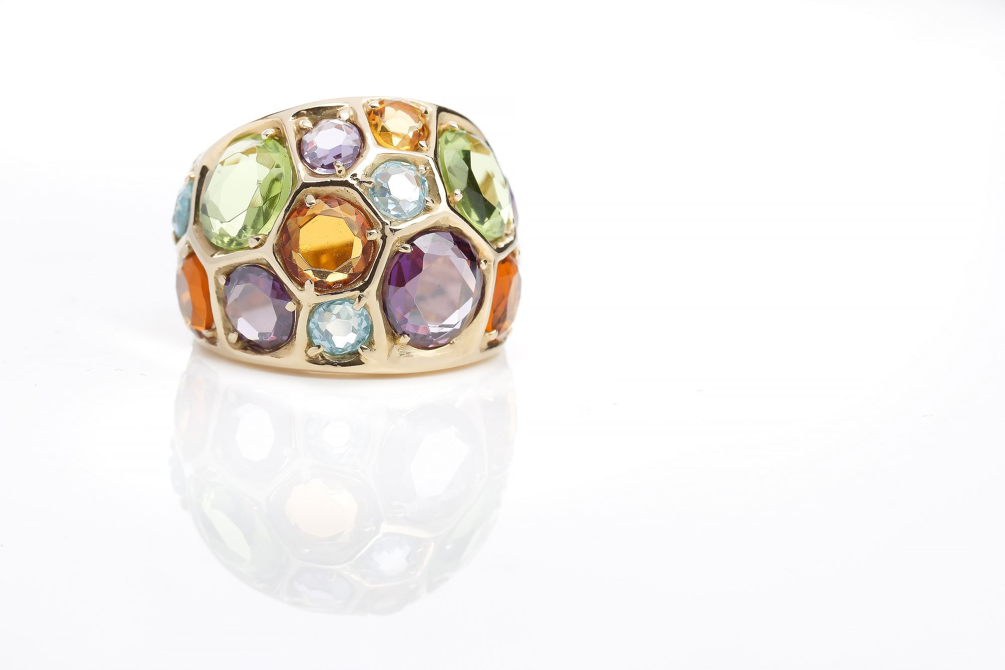 Parrini Gioielli - Ring stones