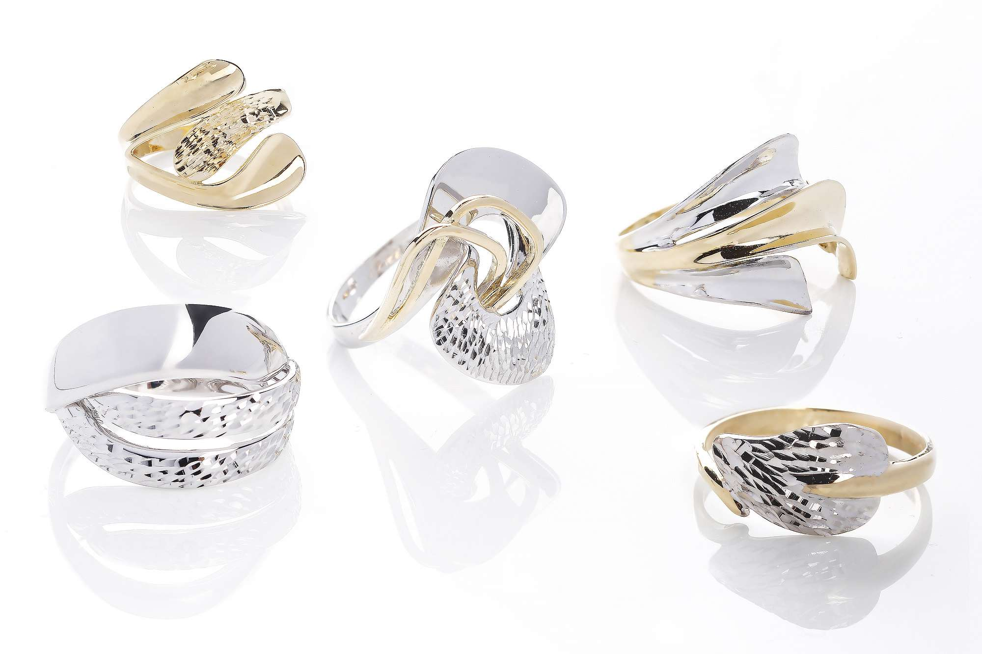 Parrini Gioielli - Rings Gold